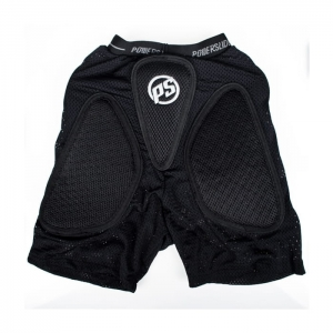 Spodenki ochronne Powerslide Protective Kids Shorts JUNIOR